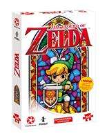 Winning Moves The Legend of Zelda Jigsaw Puzzle Link The Hero of Hyrule