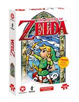 Winning Moves The Legend of Zelda Jigsaw Puzzle Link Hero's Bow