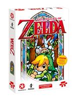 Winning Moves The Legend of Zelda Jigsaw Puzzle Link Boomerang