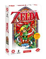 Winning Moves The Legend of Zelda Jigsaw Puzzle Link Wind's Reqiuem