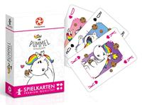 Winning Moves Chubby Unicorn Number 1 Playing Cards *German Version*
