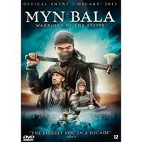Myn Bala - Warriors of the steppe (DVD)