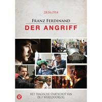 Franz Ferdinand - Der angriff (Blu-ray)