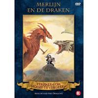 Merlijn en de draken (DVD)