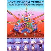 Dadara-love, peace & terror (DVD)