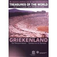 Treasures of the world-griekenland/de peloponnesos (DVD)