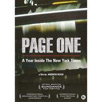 Page one - A year inside the New York Times (DVD)