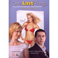 One last thing (DVD)
