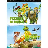 Two movie collection â Frog (DVD)