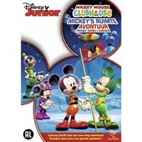 Mickey Mouse clubhouse - Mickey's ruimte avontuur (DVD)