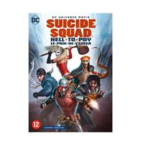 Suicide squad - Hell to pay (DVD)