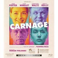 Carnage (Blu-ray)