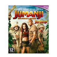 Jumanji - Welcome To The Jungle Blu-ray
