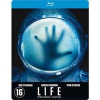 Life (2017) (Steelbook) (Blu-ray)