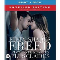 Fifty Shades Freed Blu-ray