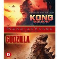 Kong - Skull island + Godzilla (Blu-ray)