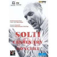 Pape Angela Gheorghiu - Solti Centenary Concert Chicago 201 (DVD)