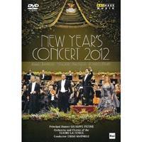 Pratt,Fraccaro,Esposito - Nieuwjaars Concert 2012 Teatro La F (DVD)