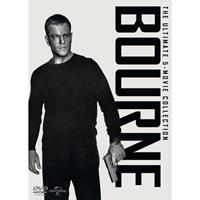 Bourne - The ultimate 5 movie collection (DVD)