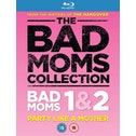 Bad Moms 1 & 2 Blu Ray Boxset DVD