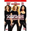 Charlies Angels Full Throttle DVD