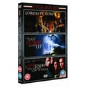 uca Sorority Row / Last House On The Left / I Still Know What You Did Last Summer DVD