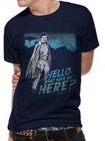 CID Star Wars T-Shirt What Have We Here Lando Size M
