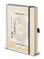 Pyramid International Harry Potter Premium Notebook A5 Hogwarts Express Ticket