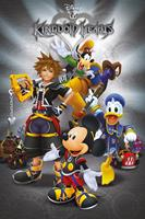 Pyramid International Kingdom Hearts Poster Pack Classic 61 x 91 cm (5)