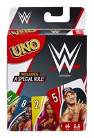 Mattel WWE UNO Card Game *English Version*
