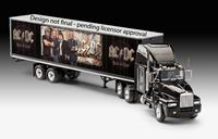 Revell AC/DC Level 3 Model Kit with basic accessories 1/32 Truck & Trailer 55 cm