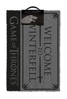 Pyramid International Game of Thrones Doormat Welcome to Winterfell 40 x 57 cm