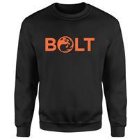 THG Magic the Gathering Sweatshirt Bolt Size L