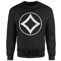 THG Magic the Gathering Sweatshirt Mana Colourless Size XXL