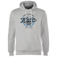 THG Magic the Gathering Hooded Sweater Tolaria Academy Size M
