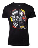 Difuzed Ant-Man & The Wasp T-Shirt Ant-Man Head Size XL