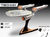 Revell Star Trek Level 5 Model Kit with Sound & Light Up 1/600 USS Enterprise NCC-1701
