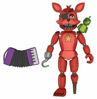 Funko Five Nights at Freddy's Pizza Simulator Action Figure Rockstar Foxy 13 cm