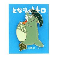 Benelic My Neighbor Totoro Pin Badge Big Totoro Roar