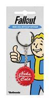 Gaya Entertainment Fallout Metal Keychain Nuka Cola Bottlecap