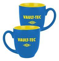 Gaya Entertainment Fallout Mug Vault-Tec Logo Blue/Yellow