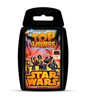 Winning Moves Top Trumps, Star Wars Rebels (Spiel)