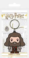 Pyramid International Harry Potter Rubber Keychain Chibi Hagrid 6 cm
