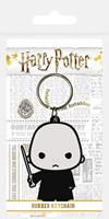 Pyramid International Harry Potter Rubber Keychain Chibi Voldemort 6 cm