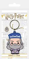 Pyramid International Harry Potter Rubber Keychain Chibi Dumbledore 6 cm