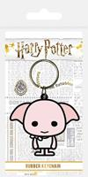 Pyramid International Harry Potter Rubber Keychain Chibi Dobby 6 cm