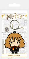 Pyramid International Harry Potter Rubber Keychain Chibi Hermione 6 cm