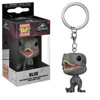 Funko Jurassic World 2 Pocket POP! Vinyl Keychain Blue 4 cm