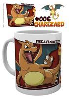 GYE Pokemon Mug Charizard Type