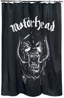 KKL Motörhead Shower Curtain Warpig Logo